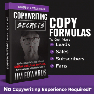 Copywriting secrets book banner