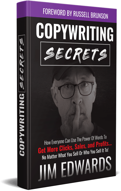 copywriting secrets book - Jim Edwards