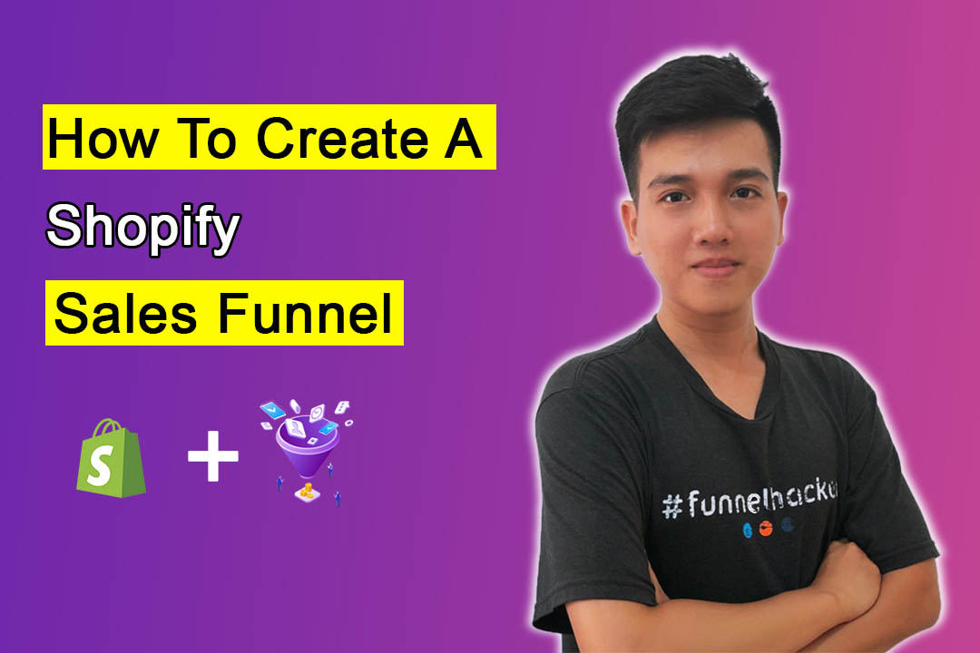 how to create a shopify sales funnel