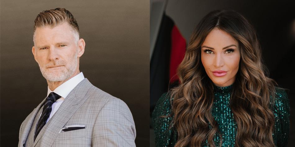 Garrett J. White and Danielle K. White