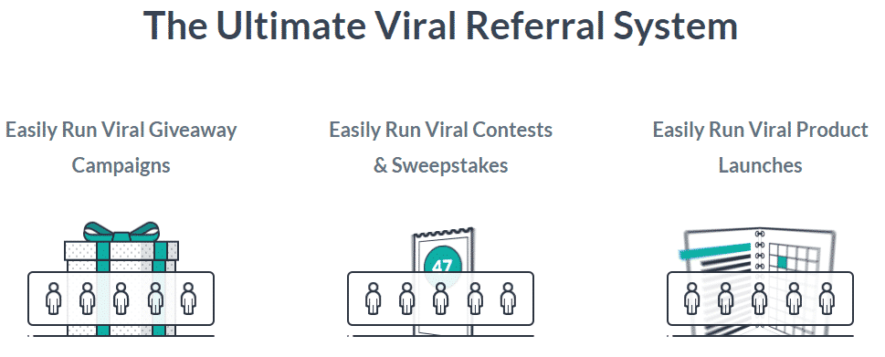 upviral - generate leads software