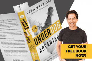 The Underdog advantage book review dean graziosi
