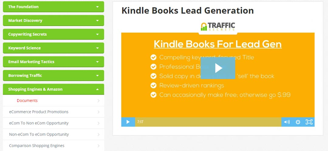 traffic-secrets-module-7-shopping-engines-and-amazon