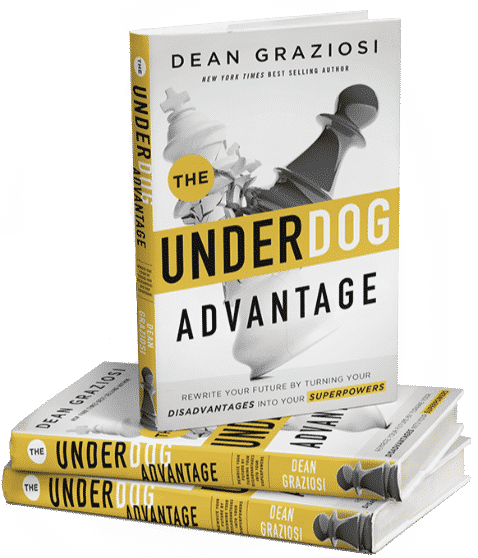 underdog advantage book
