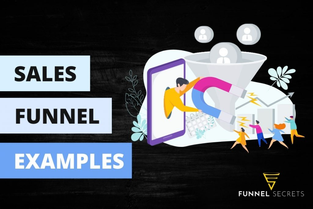 Sales funnel examples