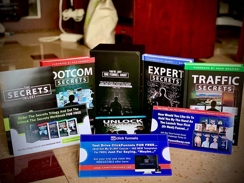 The Secrets trilogy box set