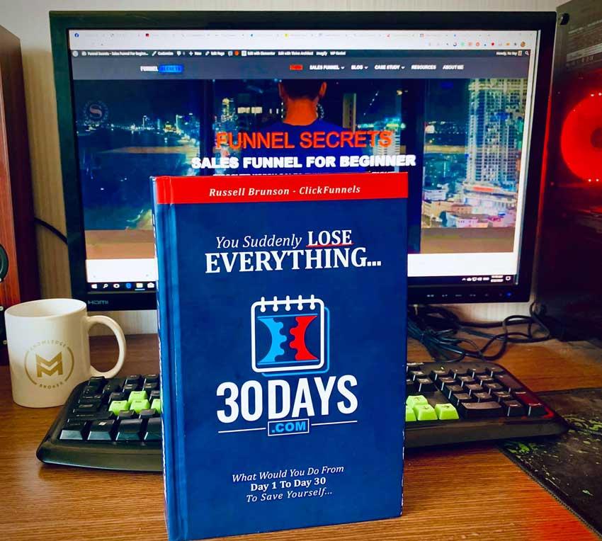 30 days book 1