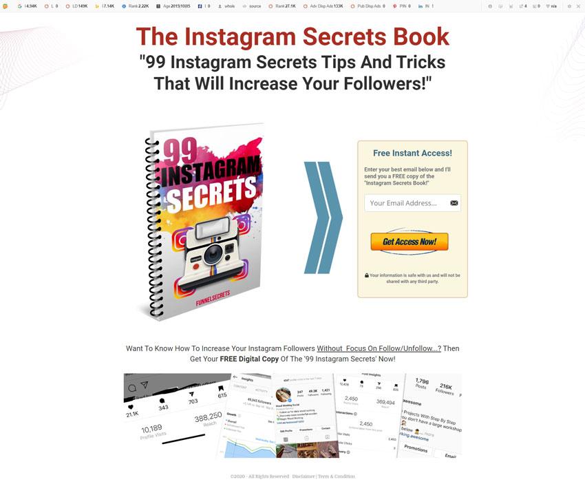 lead-funnel-99-instagram-secrets