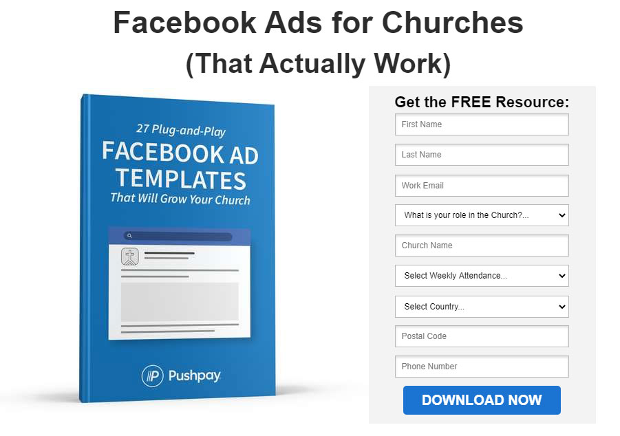 Resources list: Facebook-Ads-for-churches
