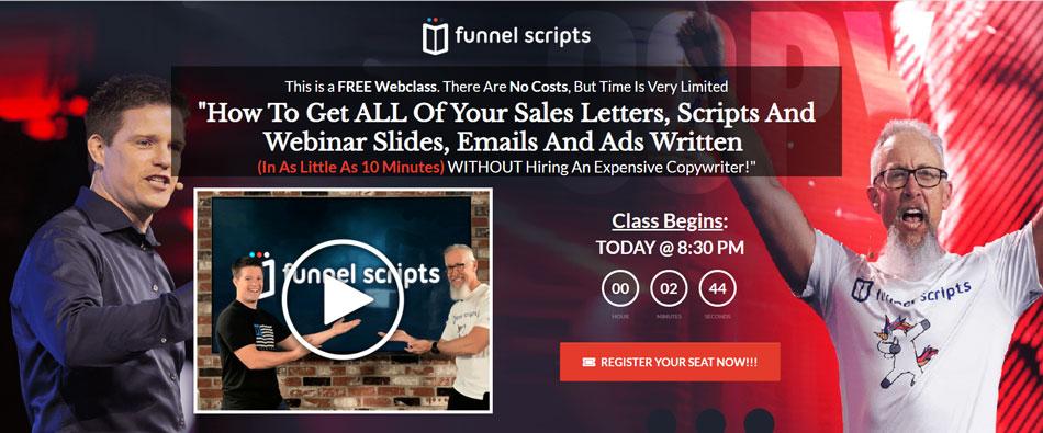 Funnelscripts-webinar-demo