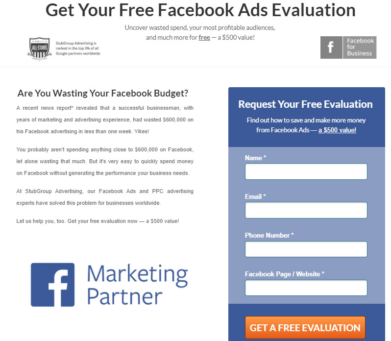 Lead-magnet-examples-free-report-Facebook-Ads-Evaluation