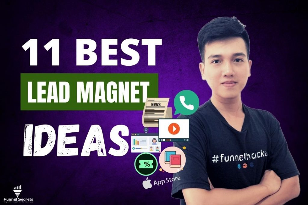 Lead magnet ideas and examples