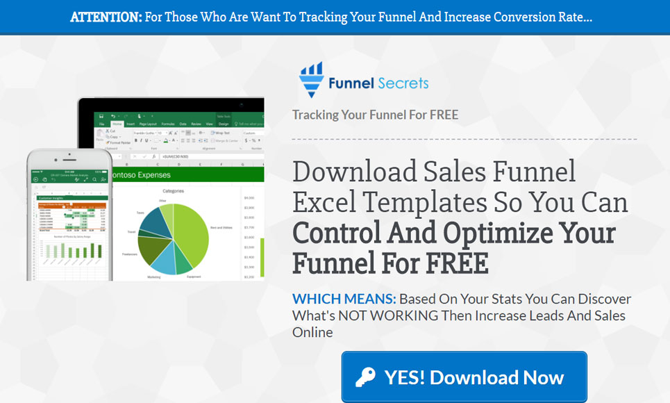 Resources: Sales-Funnel-Excel-Template
