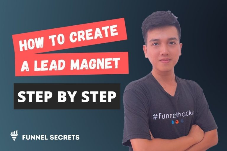 How to create a lead magnet step by step