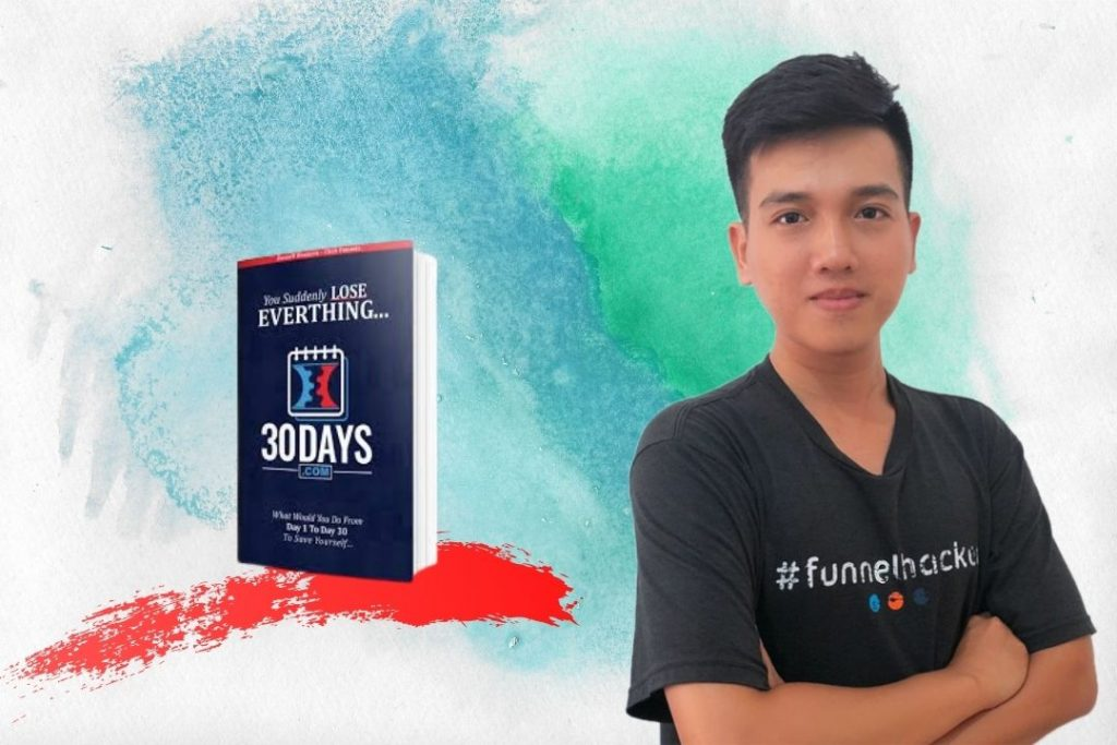 30 days book review by Russell Brunson Funnel Secrets