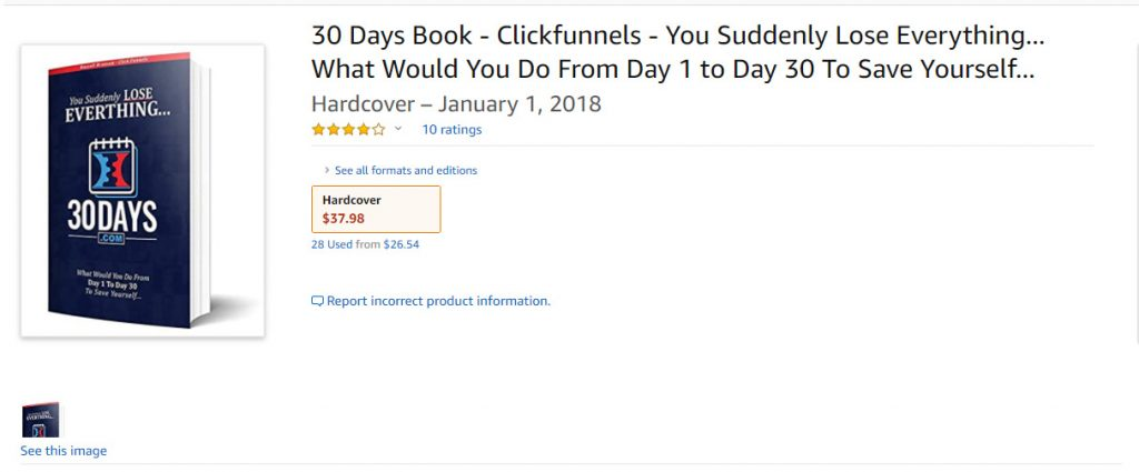 Clickfunnels-30-days-book-amazon