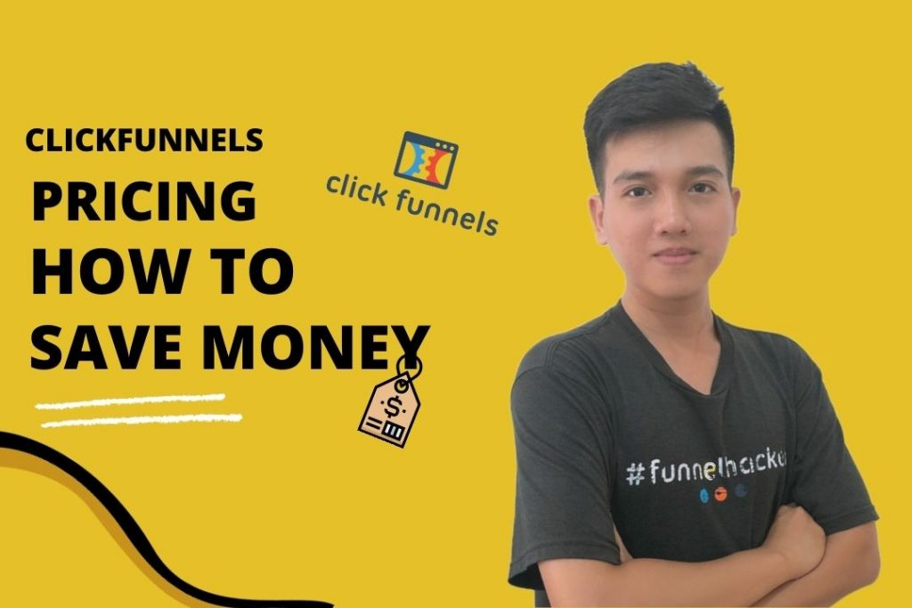 Clickfunnels Pricing - discount - $19 plan