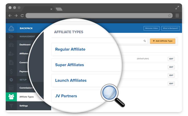 create afiliate program with Clickfunnels