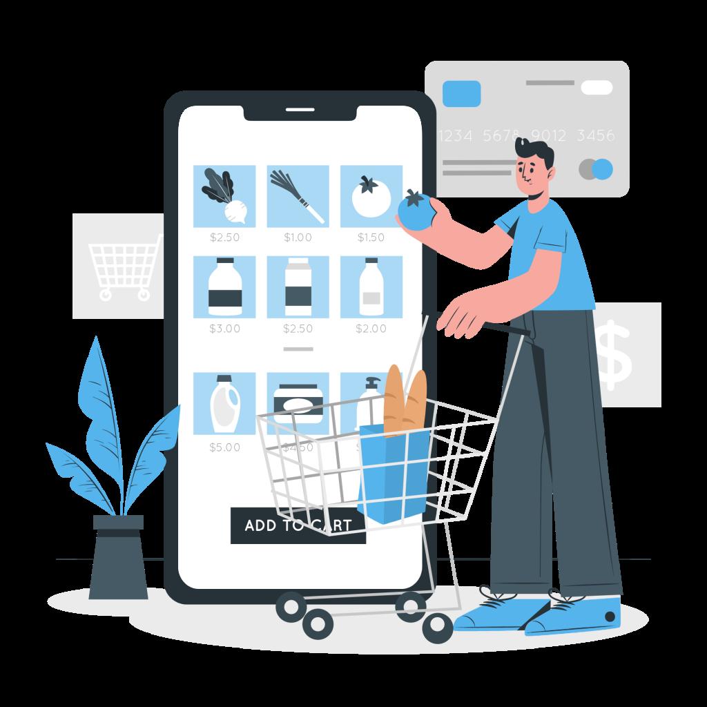 eCommerce icon