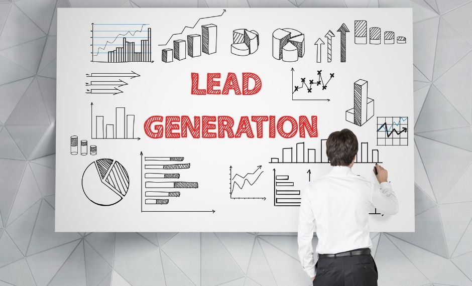 What is lead generation website