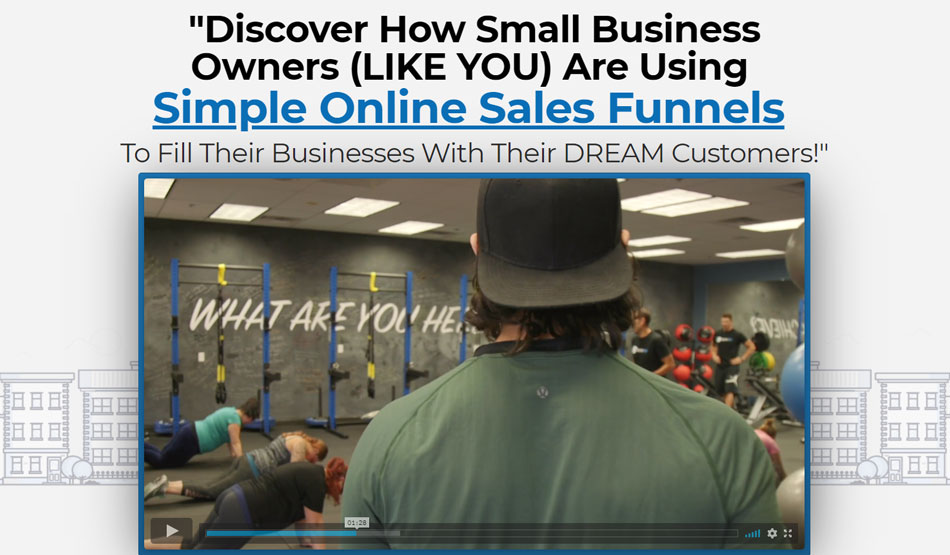 Clickfunnels training course: brick and mortar summit