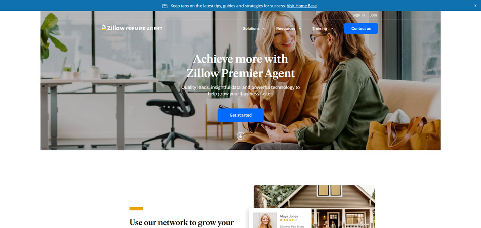 Real Estate Lead Generation Companies Zillow Premier Agent