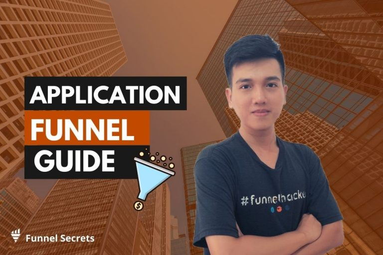 How To Build An Application Funnel