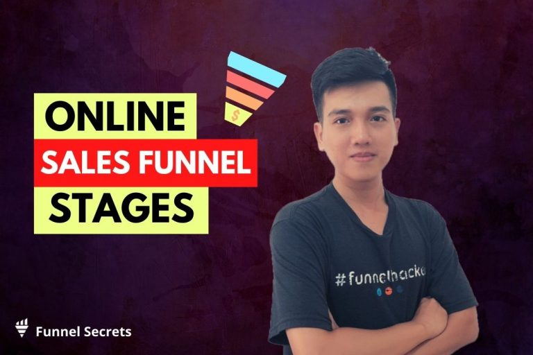 Online Sales Funnel Stages