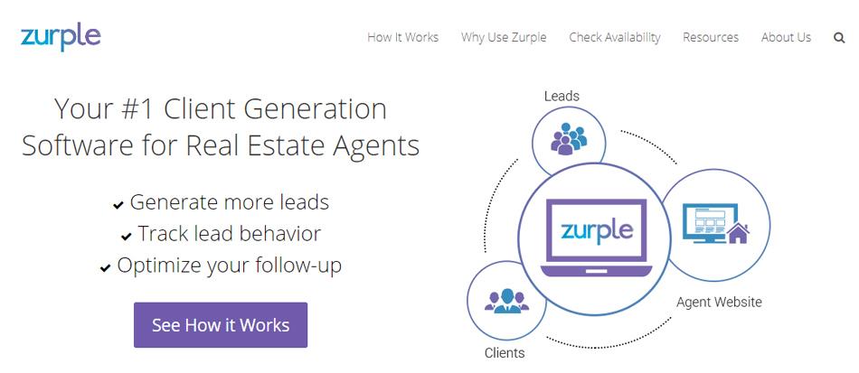 zurple is a real estate lead generation companies