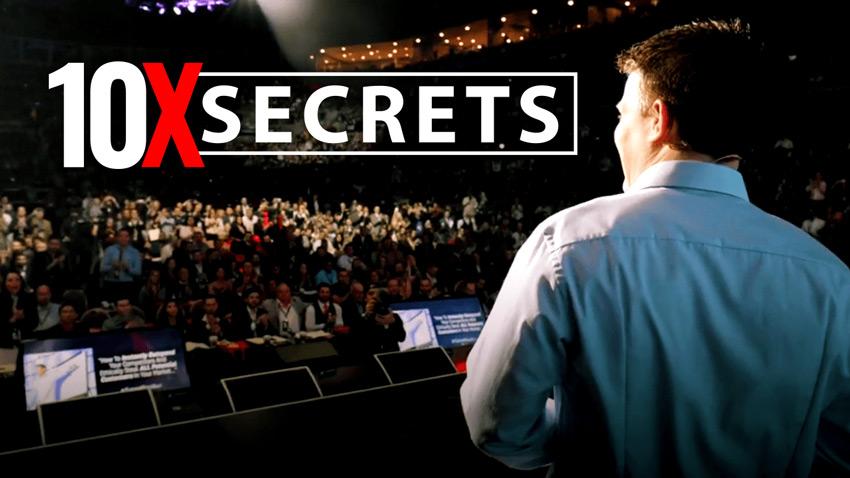 10x secrets Russell Brunson