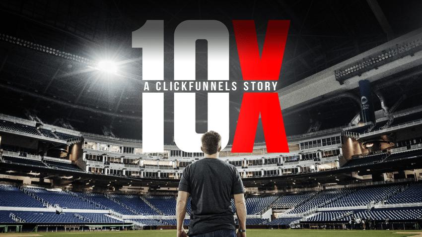 Clickfunnels 10x secrets documentaries funnelflix