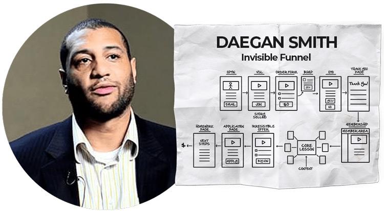 Daegan smith in Dotcom Secrets summit