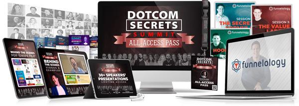 Dotcom Secrets summit lifetime access