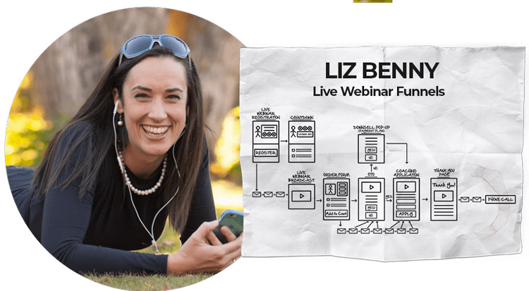 Liz Benny DCS summit