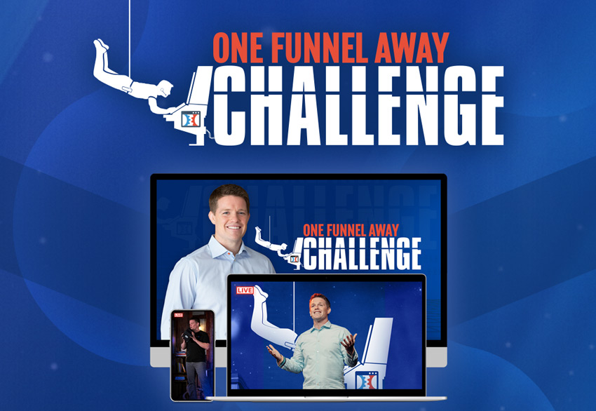 One Funnel Away Challenge Russell Brunson