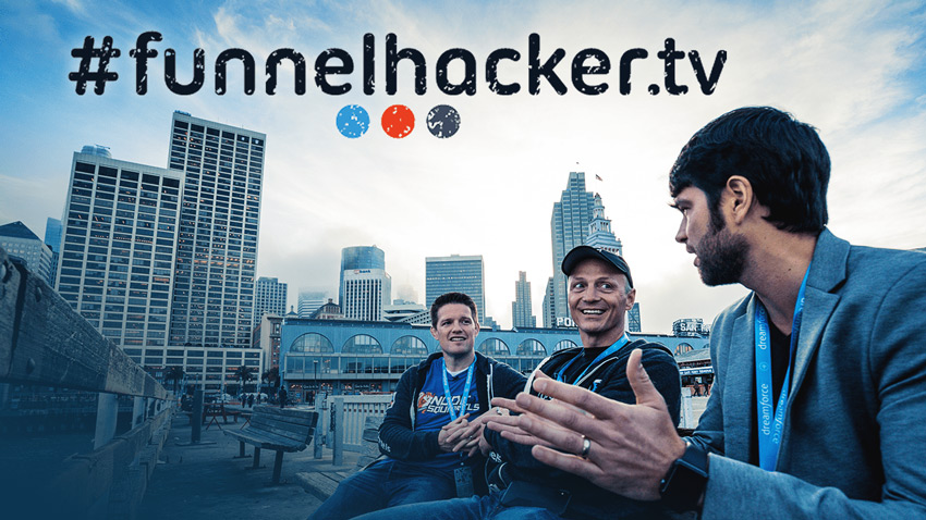 funnel hacker TV - funnelflix