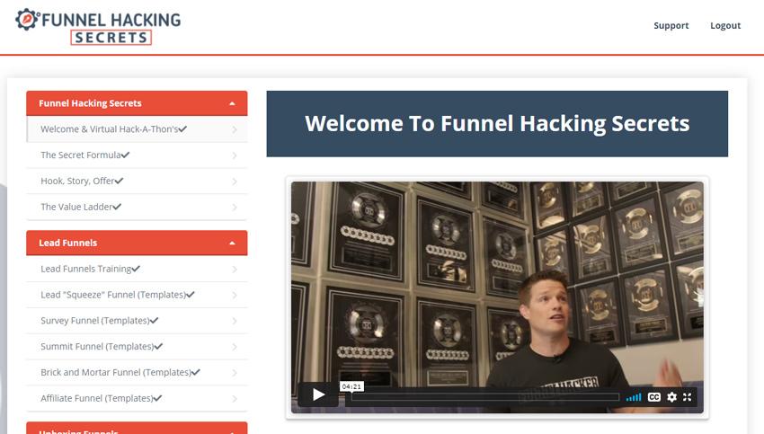 Funnel Hacks review membership