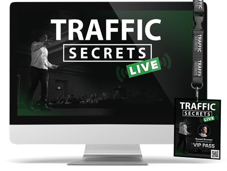 Traffic secrets course