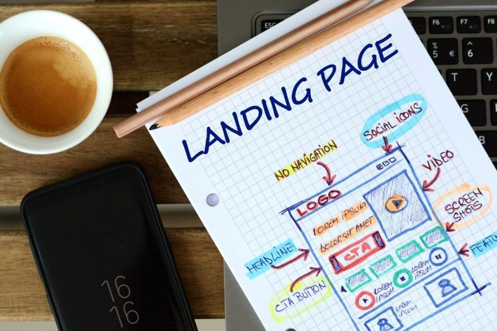 what is landing page optimization