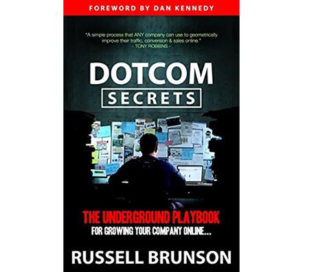 Dotcom Secrets - Direct marketing books