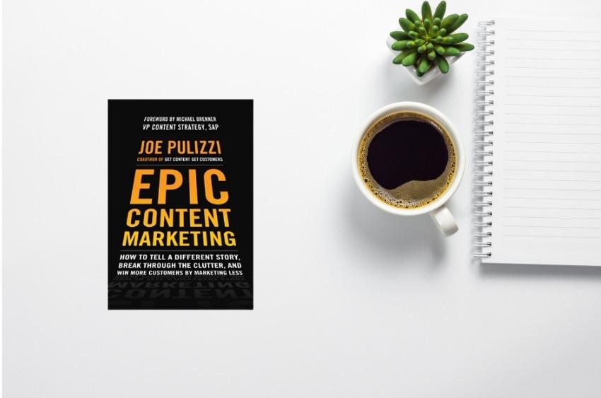 Epic Content Marketing book