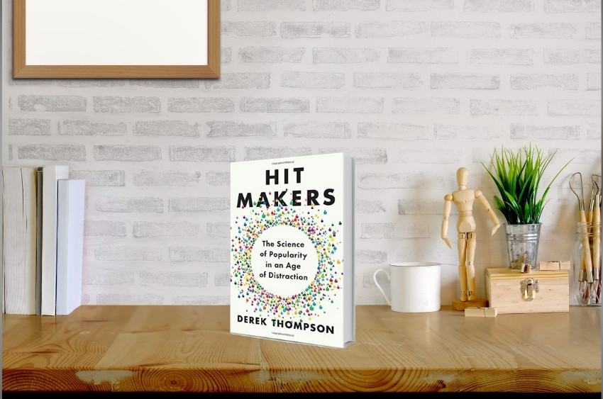Hit Makers book