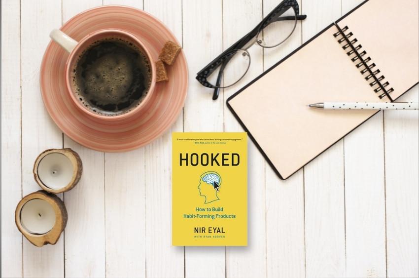 Hooked best online maketing book