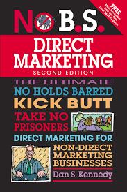 NO BS Direct Marketing book