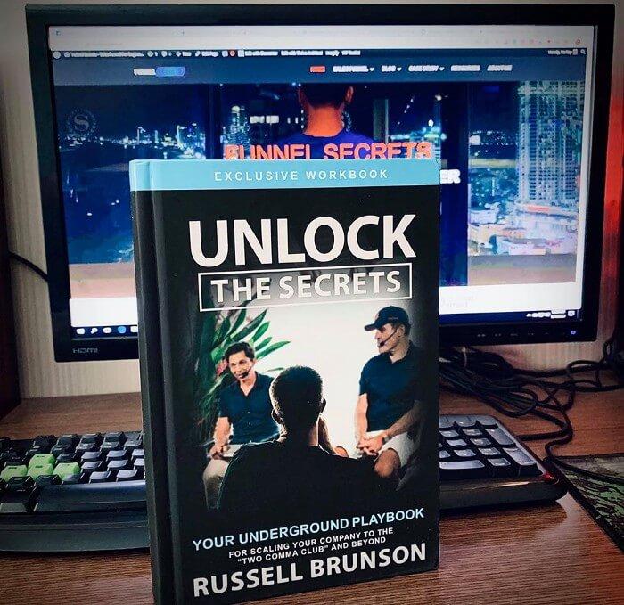 Unlock secrets book