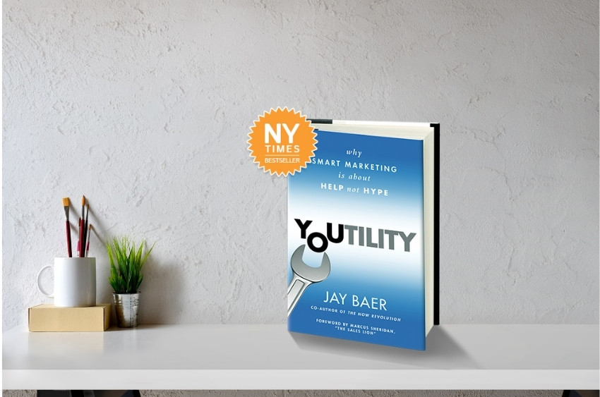 Youtility book on digital marketing
