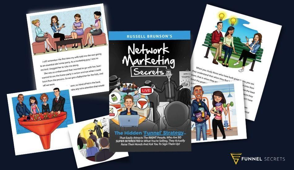 network marketing secrets review 3 lost funnels