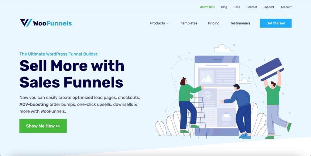 Wordpress funnel builder 3